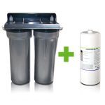 Spartan Filtration System Hard Water